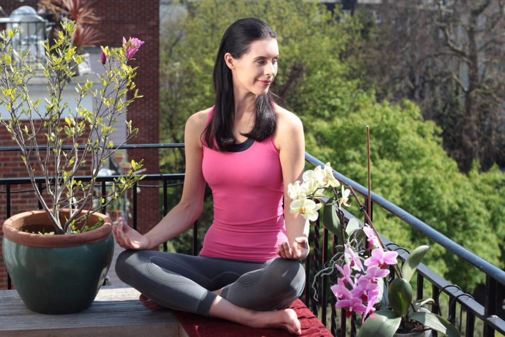 facial yoga swan neck