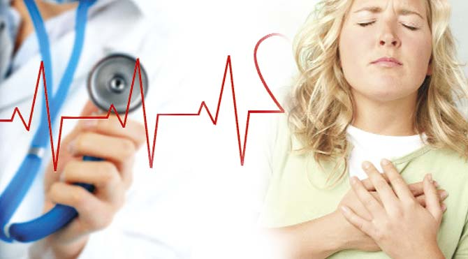 Kalp krizini haber veren 12 bulgu
