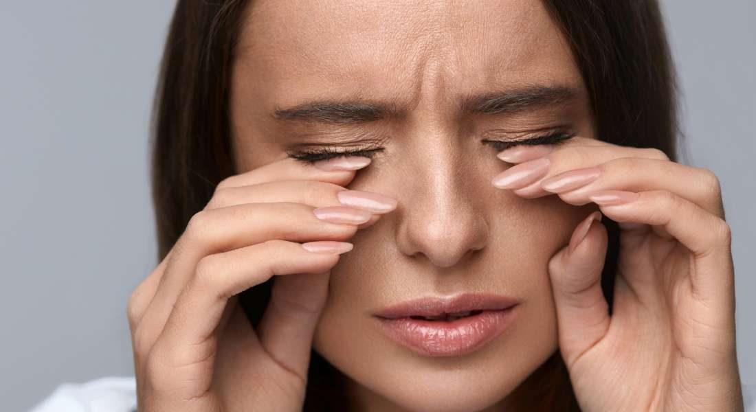 Yanan gözler: Nedenleri ve tedavisi